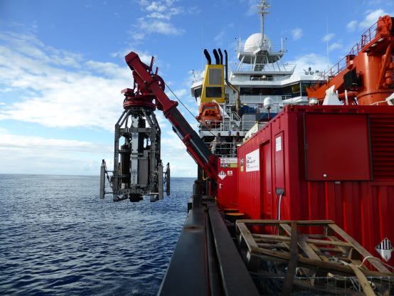 IODP 357 Expedition